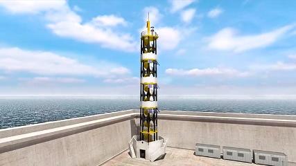 Nuevos materiales para construcci n el primer faro de composite del mundo se construye en valencia - Materiales de construccion valencia ...