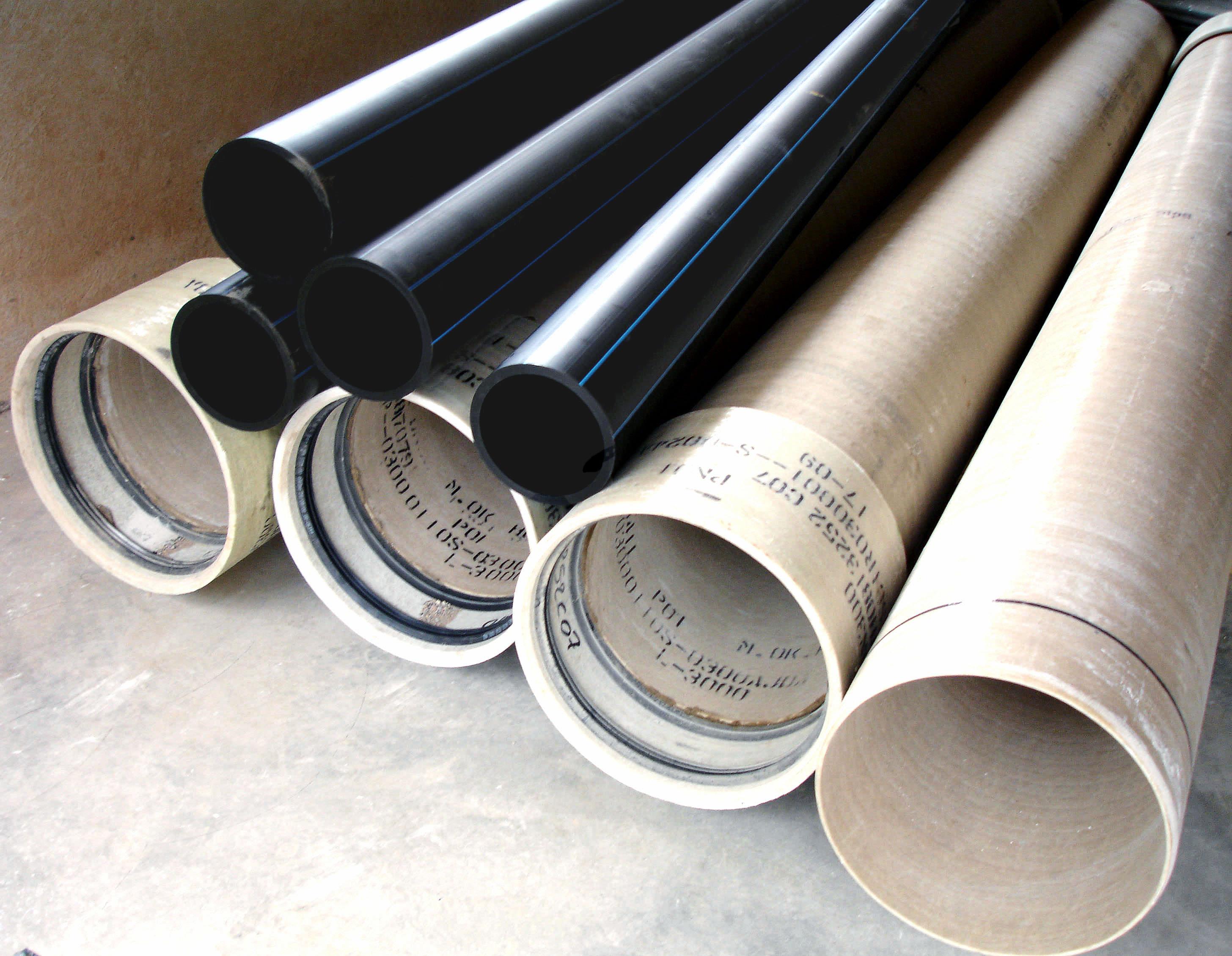 Normativa para tuber as pl sticas for Construccion de piletas de agua