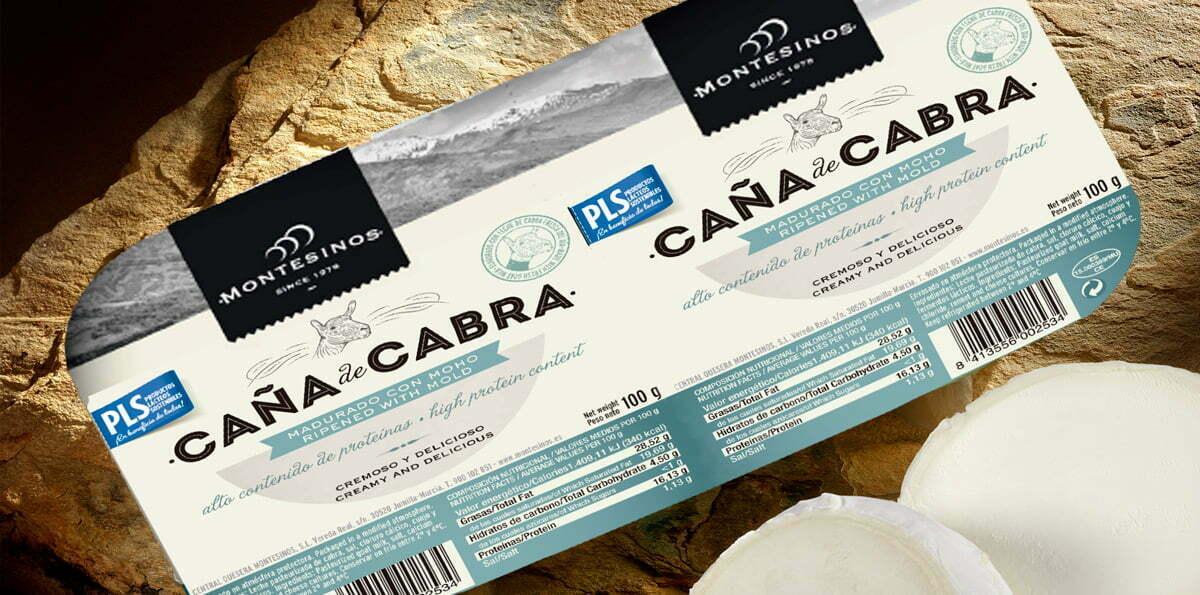 Plástico biodegradable para envasar queso y pasta: menor coste e impacto medioambiental