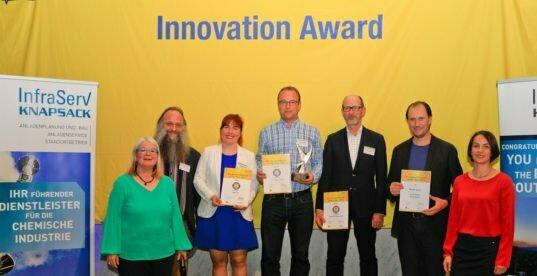 Biobased material innovation-award