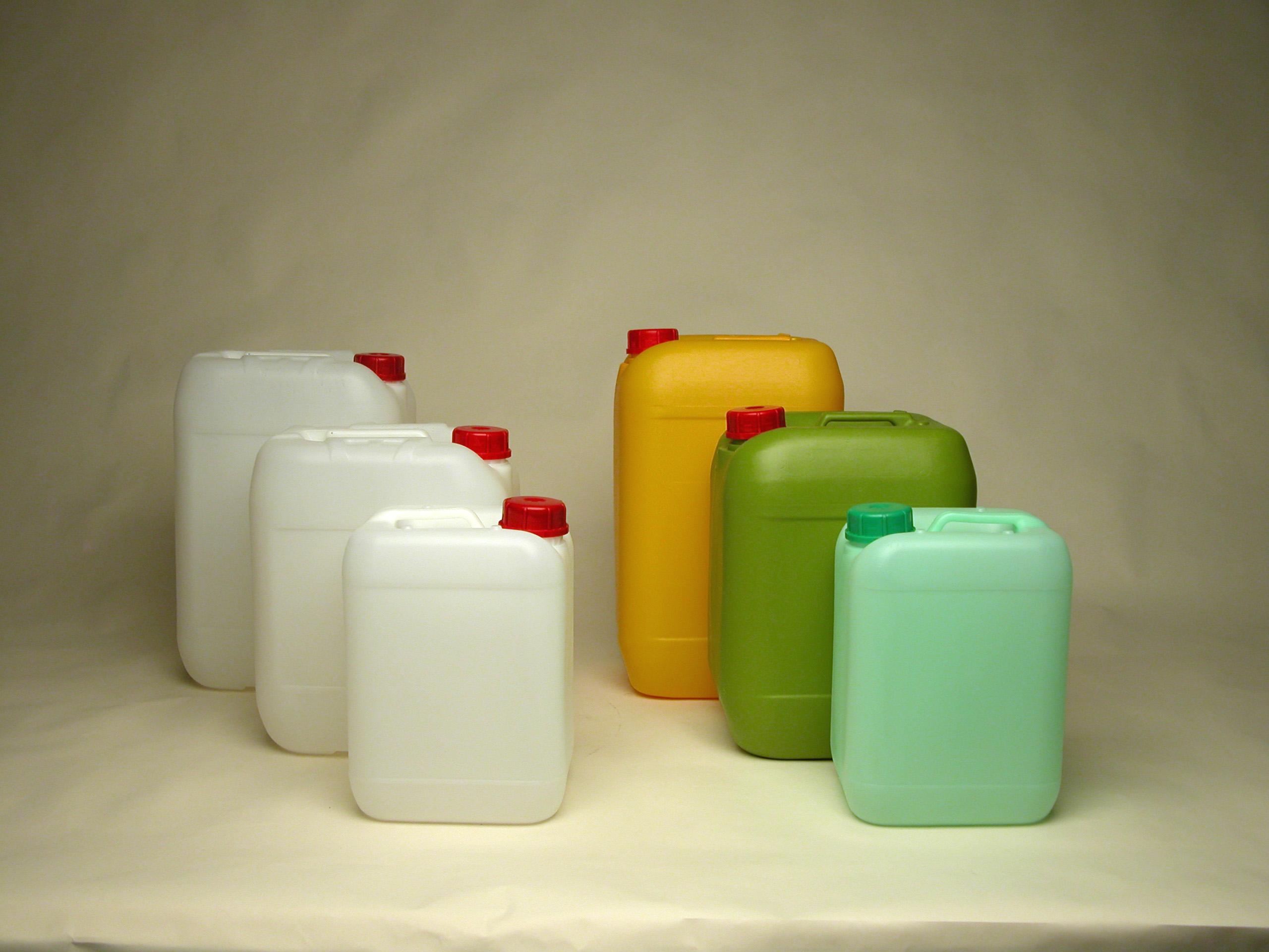 Nueva tecnología para reciclar envases que hayan contenido sustancias peligrosas