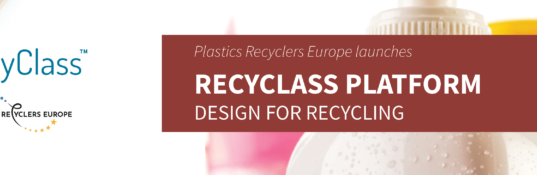 RecyClass Platform Website header