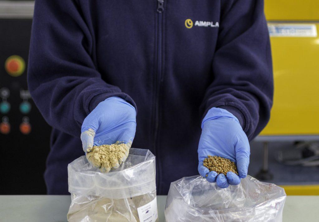 El proyecto GO-OLIVA desarrollará un nuevo material plástico sostenible para el envasado del aceite a partir de los huesos de oliva
