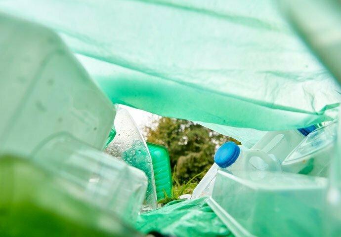 Residuos plásticos = Residuos