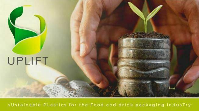 UPLIFT, un proyecto para impulsar el embalaje circular de plástico en el sector de alimentos y bebidas