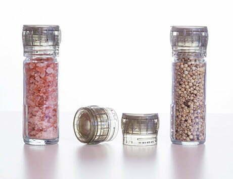 Molinillo material reciclable