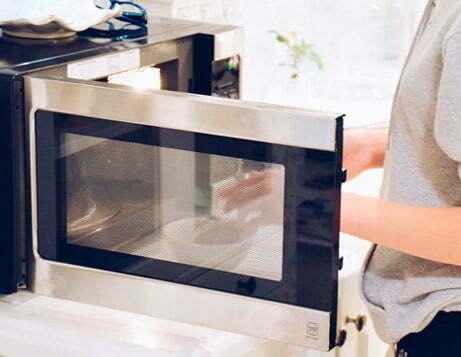 Ensayos resistencia al calentamiento en microondas