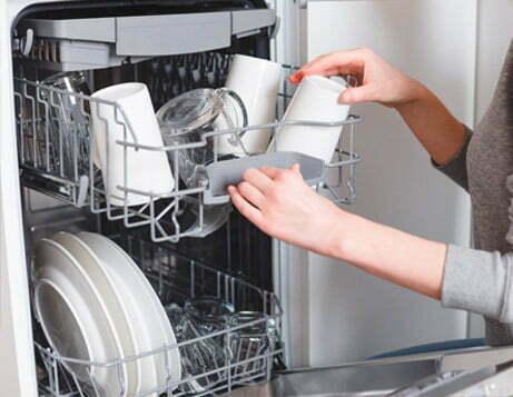 Ensayo resistencia a lavavajillas